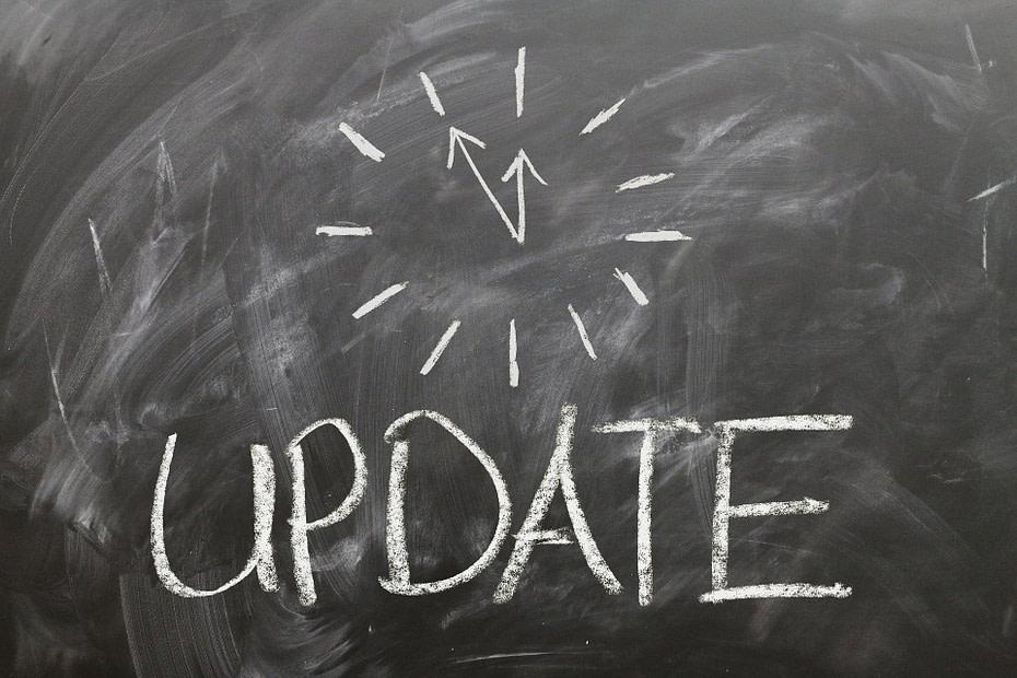wichtige Updates für Rasenroboter